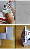 Experiment für Zuhause: Tetraeder im Würfel