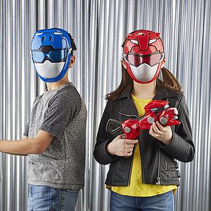 Power Rangers-Gewinnspiel