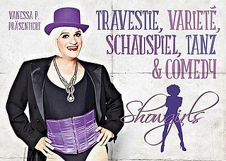 """Showgirls Frankfurt"" by Vanessa P."