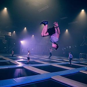 Indoor-Trampolinhallen von Superfly kommen nach Frankfurt