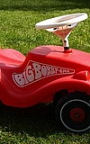 Großer Preis von Finthen: Bobby-Car-Rennen