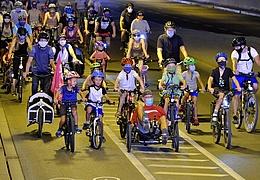 Kidical Bike Night