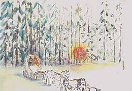 Klassik für Kids - Elvenhain im Winterwald
