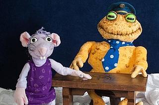 Kommissar Gordon - Der erste Fall: Die mutige Mäusedetektivin
