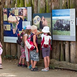 Der Zoo öffnet ab 10. März