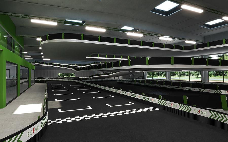 Indoor Kart Frankfurt