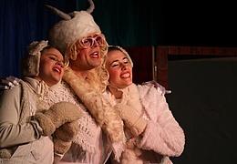 Theaterprojekt: Der Wolf und die sieben Geißlein