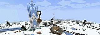 Minecraft: Winterwelt