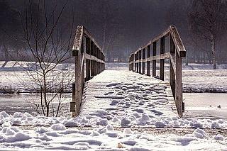 Erfahrungsfeld - Winter -22°C