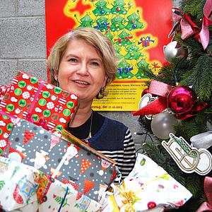 20 Jahre 'Weihnachtsgeschenke für Frankfurter Kinder'