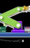 Programmieren eines Roborter-Arms