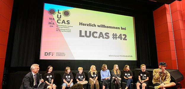 Internationales Filmfestival LUCAS für junge Filmfans