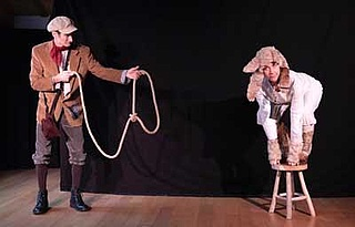 """Theater Herzstück """"Zlateh die Geiß"""""""