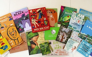 Kinderwelten. 64. Internationale Kinderbuchausstellung