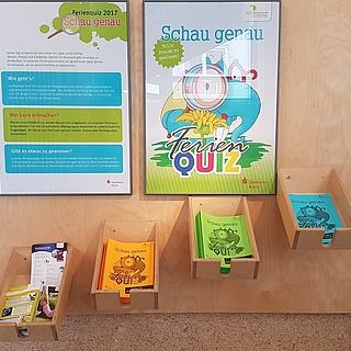 Ferienquiz 2017 im Naturhistorischen Museum Mainz gestartet