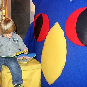 Programmheft zur Kinder- und Jugendbuchausstellung ab sofort erhältlich