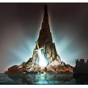 Excalibur-Mythos erwacht zum Leben