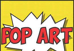 Druck Dein eigenes Pop-Art-TShirt