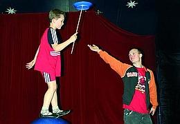 Integrativer Zirkusworkshop
