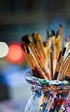 Für Januar abgesagt: Malen und Gestalten in der Zehntscheune