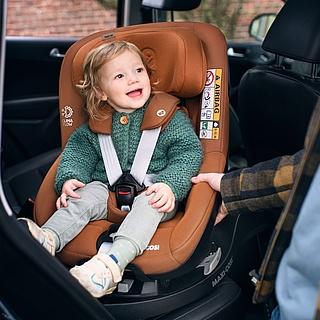 Schluss mit Stress beim Autofahren für Eltern und Kind