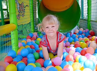 Indoor-Spielparks
