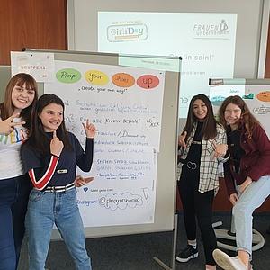 Darmstadt-Dieburgs Mädchen sind selbstbewusst, kreativ und nachhaltig!