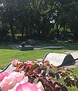 Minigolf Mainzer Volkspark