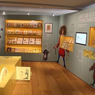 Neueröffnung des Struwwelpeter Museums