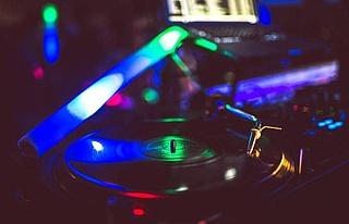 Jump Up! - Disco für Jugendliche