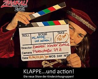 Klappe... und action!
