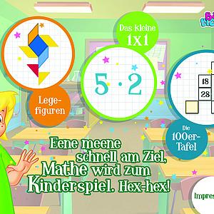 Bibi Blocksbergs Mathe-App wegen Corona kostenfrei