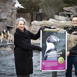 Freiwilliger Naturschutz-Euro macht Zoobesuch wertvoller