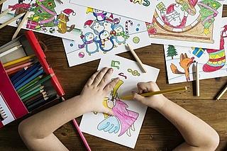 Malen, Zeichnen, kreatives Gestalten