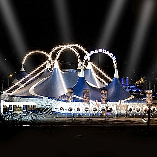Sorge um Frankfurter Great Christmas Circus?