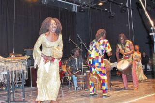 Kultur im Sommer: Afrikanische Nacht