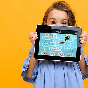 Neues digitales Lernspiel der MINISCHIRN