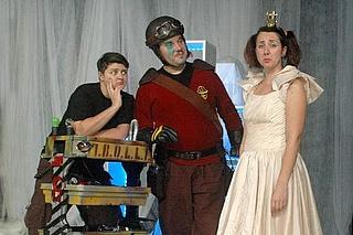 ABGESAGT - Herr Pú und die tiefgefrorene Prinzessin