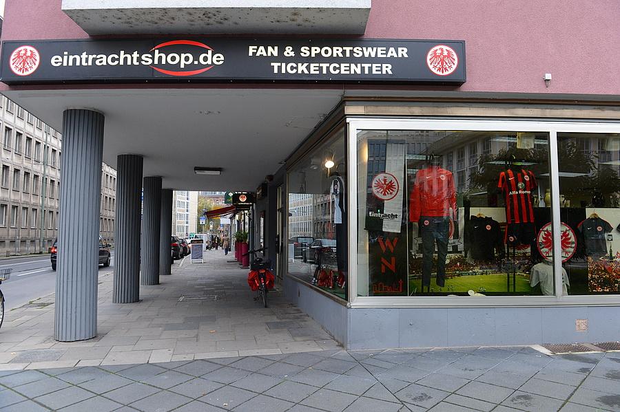 Eintracht Fan Shop