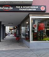 Eintracht Frankfurt Fanshop
