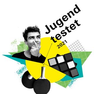 """Wettbewerb """"Jugend testet"""" 2021"""