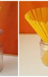 Experiment für Zuhause:Das Nudel-Hyperboloid