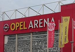 Stadionführung in der Opel Arena