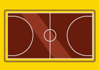 Knobelaufgabe: Seil um ein Spielfeld