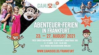 Abenteuerferien mitten in Frankfurt