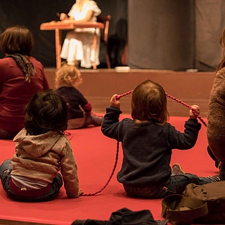 Musikvermittlungsprogramm der Alten Oper Frankfurt für Kinder und Familien