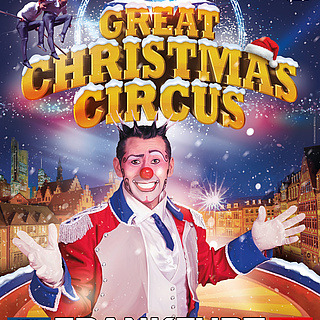 Great Christmas Circus gastiert wieder in Frankfurt