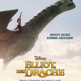 Kinostart von ELLIOT, DER DRACHE