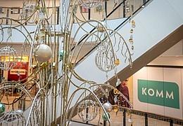 KOMM-Weihnachtsprogramm: Adventsbasteln