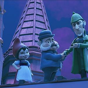 Sherlock Gnomes – Mit Gartenzwergen auf Verbrecherjagd